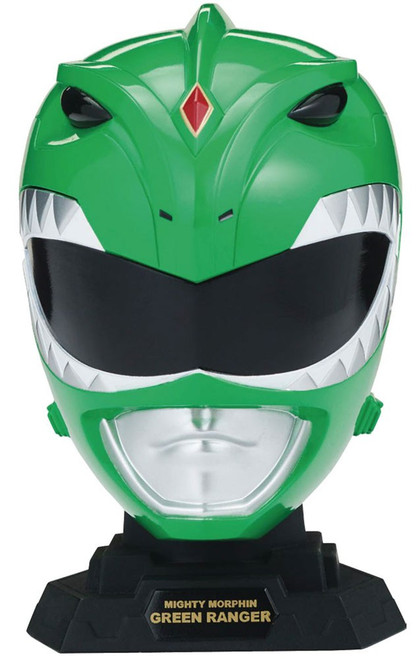 Power Rangers Mighty Morphin Legacy Green Ranger Helmet [Quarter Scale]
