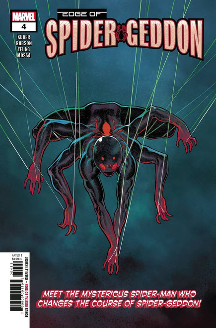 Marvel Comics Edge of Spider-Geddon #4 of 4 Comic Book