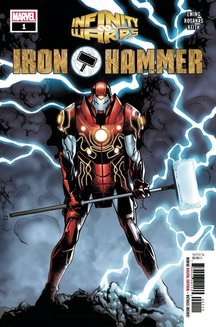 Marvel Comics Infinity Wars Iron Hammer #1 of 2 Comic Book