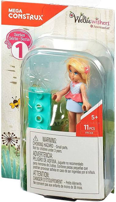 Mega Bloks Wellie Wishers Series 1 Camille Mini Figure [Damaged Package]