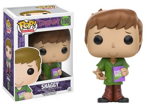 Funko Scooby Doo POP! Animation Shaggy Vinyl Figure #150 [Damaged Package]