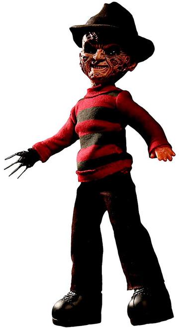 Living Dead Dolls A Nightmare on Elm Street Freddy Krueger 10-Inch Talking Figure [Damaged Package]