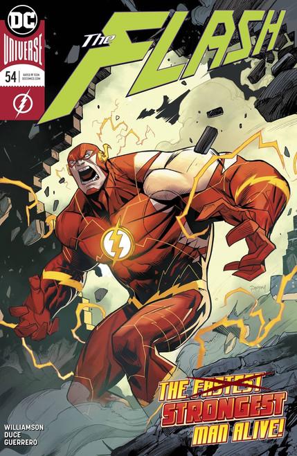 DC The Flash #54 Comic Book