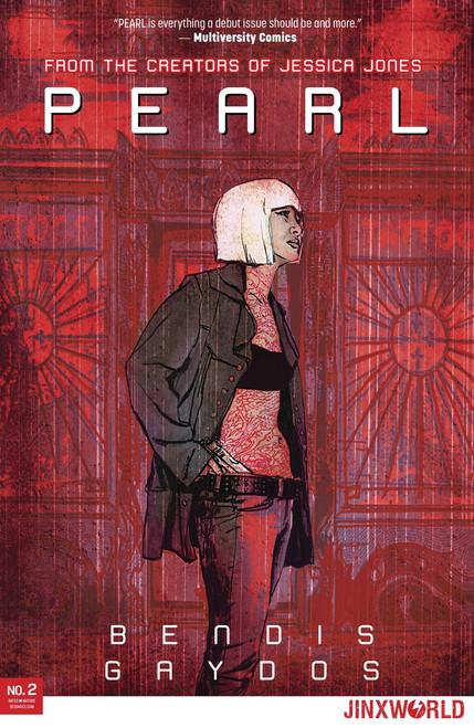 DC Pearl #2 of 6 Comic Book