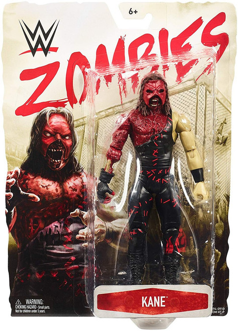 WWE Wrestling Zombies Kane Action Figure