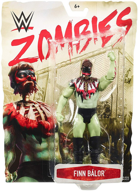 WWE Wrestling Zombies Finn Balor Action Figure [Version 2]