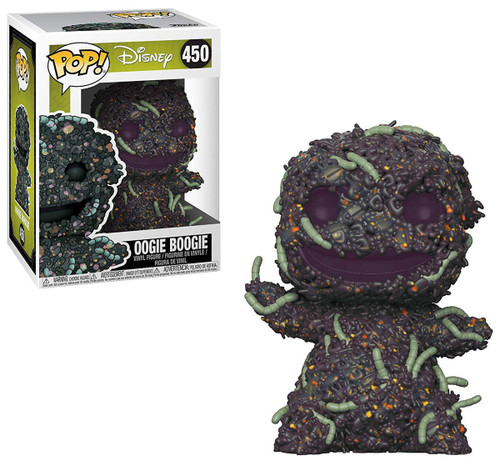 Funko Nightmare Before Christmas 25th Anniversary POP! Disney Oogie Boogie Vinyl Figure #450 [Bugs]