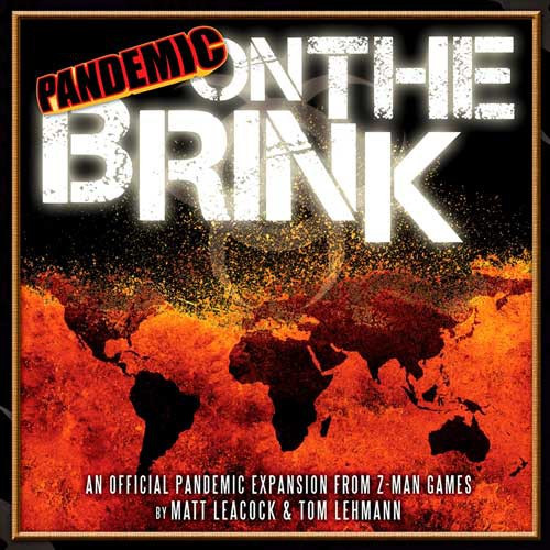 Pandemic: On The Brink Board Game Expansion