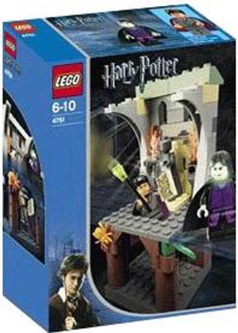 LEGO Harry Potter Prisoner of Azkaban Harry and the Marauder's Map Set #4751 [Damaged Package]