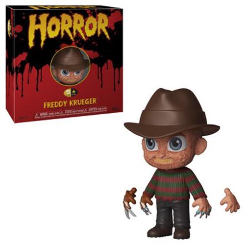 Horror Nightmare on Elm Street Funko 5 Star Freddy Krueger Vinyl Figure