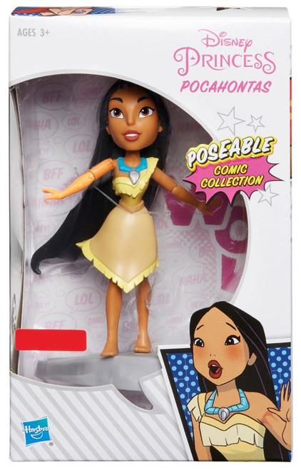 Disney Princess Poseable Comic Collection Pocahontas Exclusive 5-Inch Basic Figure