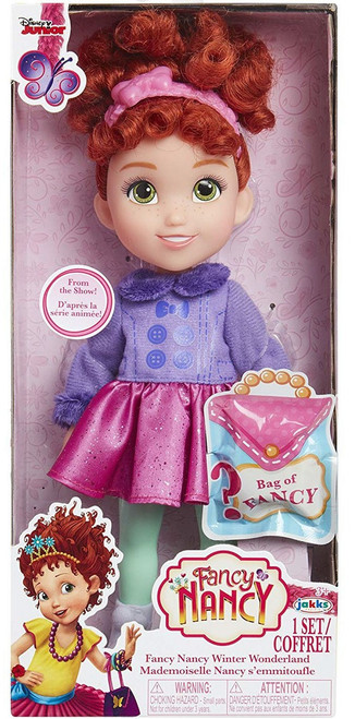 Disney Junior Fancy Nancy Winter Wonderland Doll [Bag of Fancy]