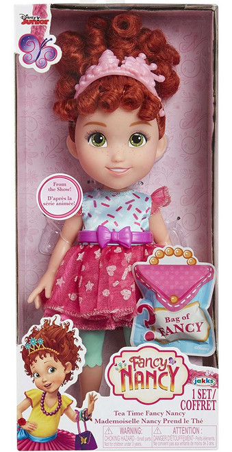 Disney Junior Fancy Nancy Tea Time Doll