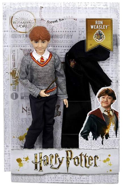 Harry Potter Wizarding World Ron Weasley 11-Inch Doll