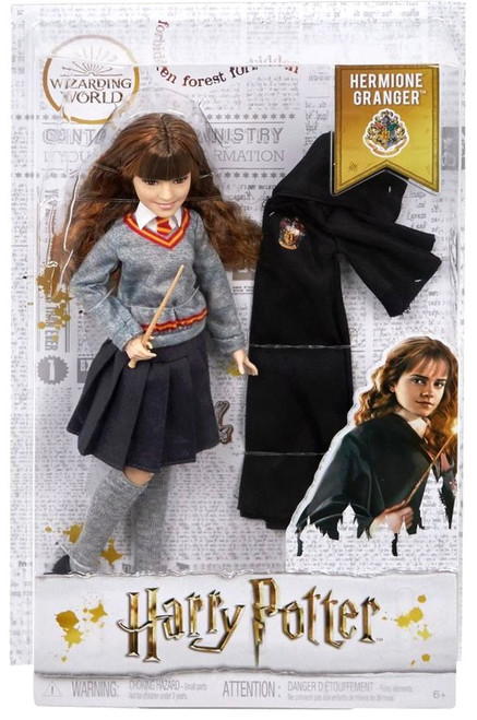Harry Potter Wizarding World Hermione Granger 11-Inch Doll