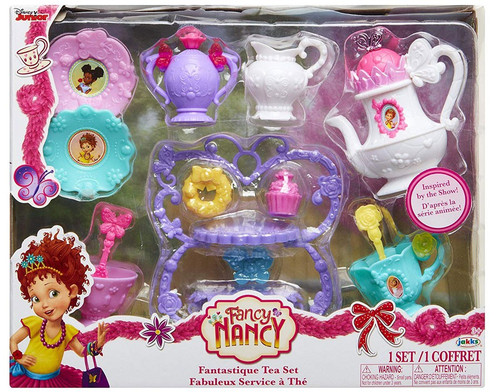 Disney Junior Fancy Nancy Fantastique Tea Set