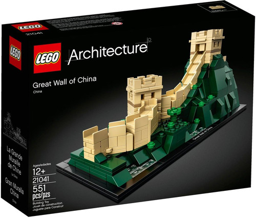 LEGO Architecture Great Wall of China Set #21041