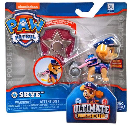 Paw Patrol Ultimate Rescue Skye Exclusive Figure [Badge]