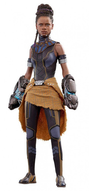 Marvel Black Panther Movie Masterpiece Shuri Collectible Figure MMS501