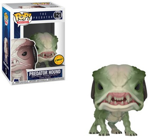 Funko POP! Movies Predator Hound Vinyl Figure #621 [Green, Chase Version]