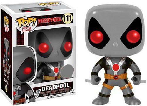Funko POP! Marvel Deadpool Exclusive Vinyl Bobble Head #111 [X-Force, Damaged Package]