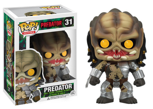 Funko POP! Movies Predator Vinyl Figure #31 [Damaged Package]
