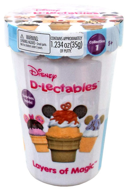 Disney D-Lectables Collection 1 Layers of Magic Mystery Pack