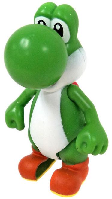 World of Nintendo Super Mario Yoshi 3-Inch Wind-Up Figure