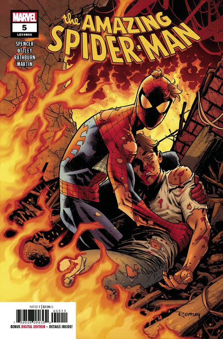 Marvel Amazing Spider-Man #5 Comic Book