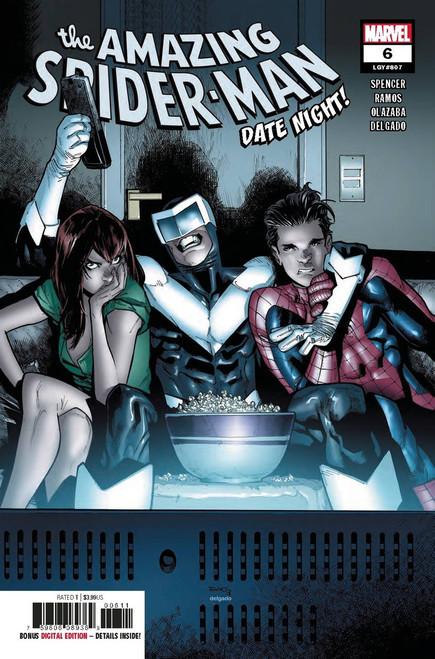 Marvel Amazing Spider-Man #6 Comic Book