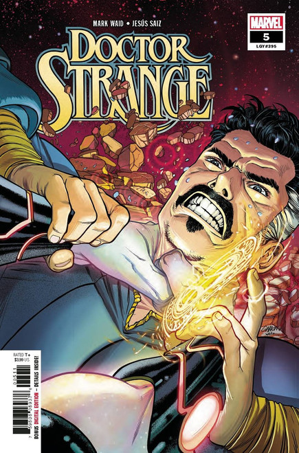 Marvel Comics Doctor Strange #5 Comic Book