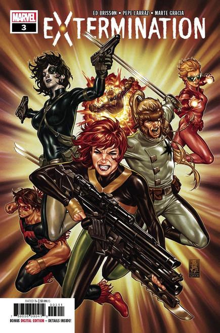 Marvel Extermination #3 of 5 Comic Book