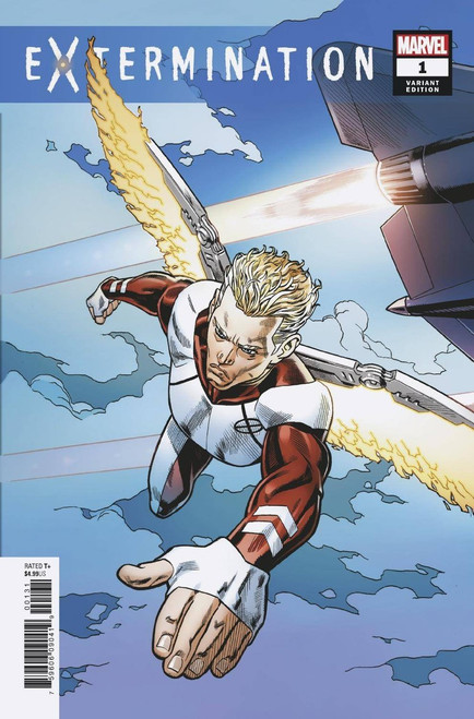 Marvel Comics Extermination #1 of 5 Comic Book [Hawthorne Connecting Variant Cover]