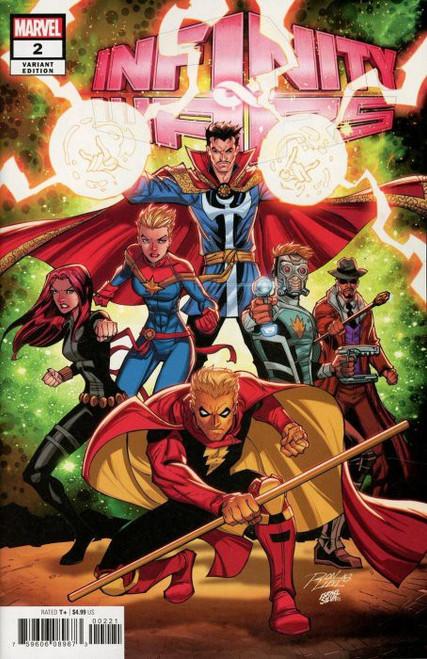 Marvel Comics Infinity Wars #2 of 5 Comic Book [Lim Variant Cover]