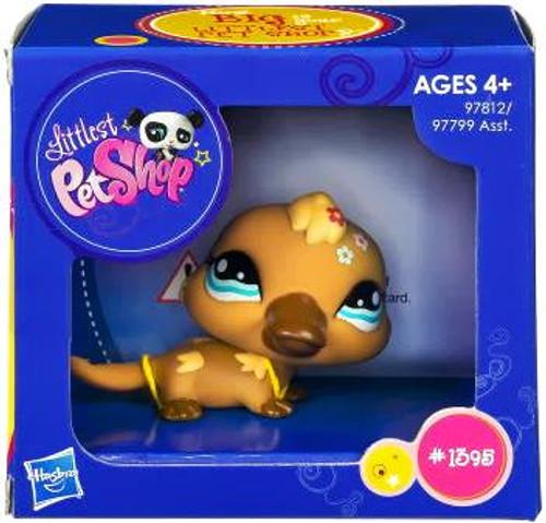 Littlest Pet Shop Limited Edition Platypus Exclusive Figure #1395