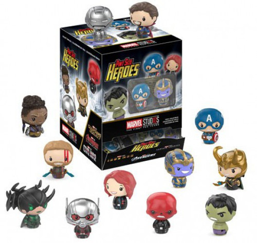 Funko Pint Size Heroes Marvel Studios 10 Mystery Box [24 Packs]