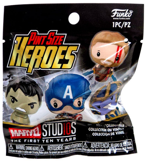 Funko Pint Size Heroes Marvel Studios 10 Mystery Pack