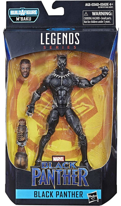 Marvel Legends M'Baku Series Black Panther Action Figure [Act 1]