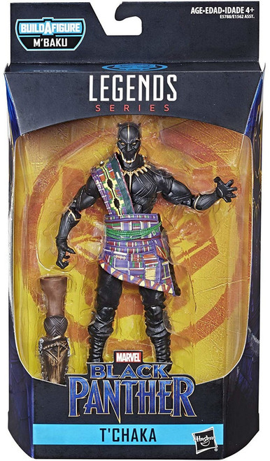 Black Panther Marvel Legends M'Baku Series T'Chaka Action Figure [Black Panther]