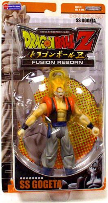 Dragon Ball Z Fusion Reborn SS Gogeta Action Figure [Random Packaging, Damaged Package]