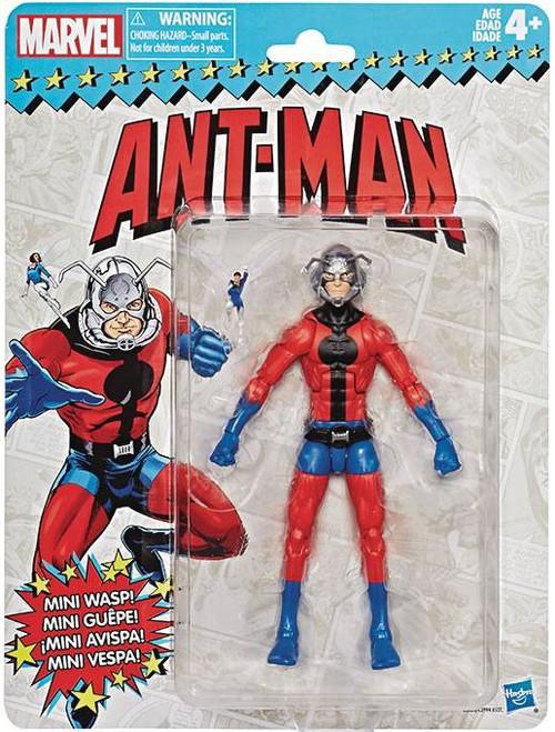 Marvel Legends Vintage (Retro) Series 2 Ant-Man Action Figure [Classic Costume]