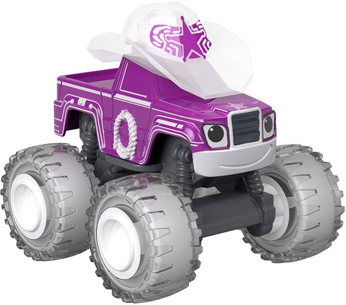 Fisher Price Blaze & the Monster Machines Robot Riders Starla Diecast Car