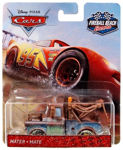 Disney / Pixar Cars Cars 3 Fireball Beach Racers Mater Diecast Car