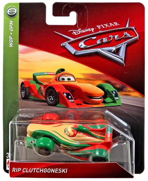 Disney / Pixar Cars Cars 3 WGP Rip Clutchgoneski Diecast Car [Version 1]