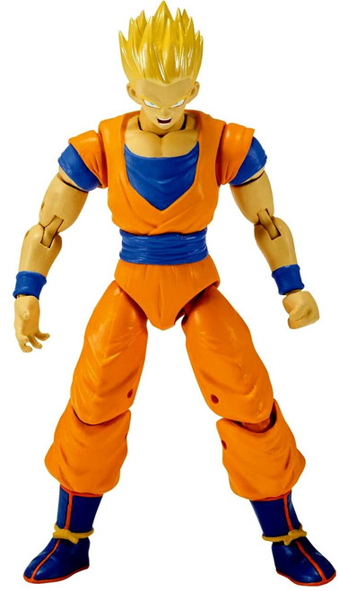 Dragon Ball Super Dragon Stars Series 7 Super Saiyan Gohan Action Figure [Broly Build-a-Figure]