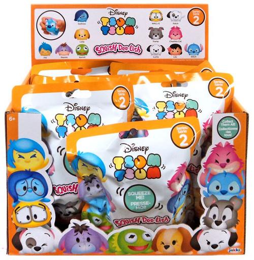 Disney Squish-Dee-Lish Tsum Tsum Series 2 Mystery Box [12 Packs]