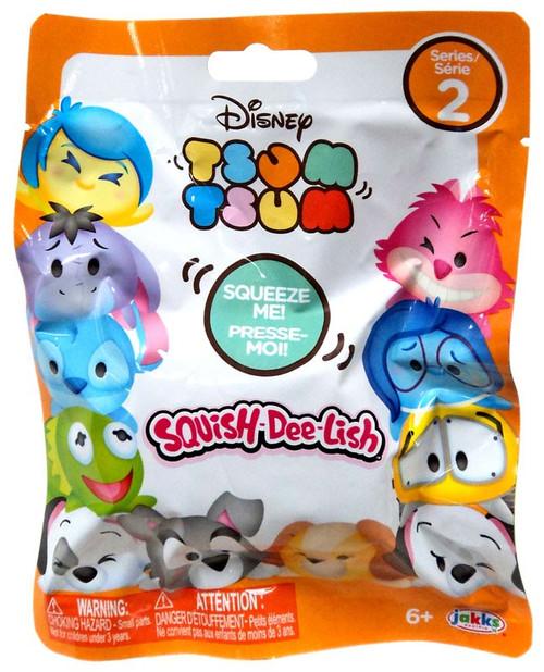 Disney Squish-Dee-Lish Tsum Tsum Series 2 Mystery Pack