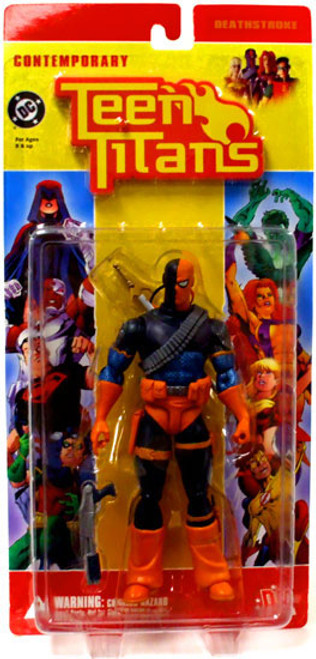 DC Teen Titans Contemporary Series 1 Deathstroke the Terminator Action Figure
