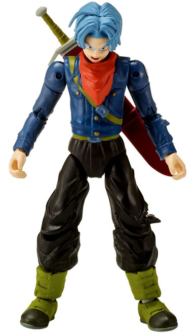Dragon Ball Super Dragon Stars Series 8 Future Trunks Action Figure [Broly Build-a-Figure]