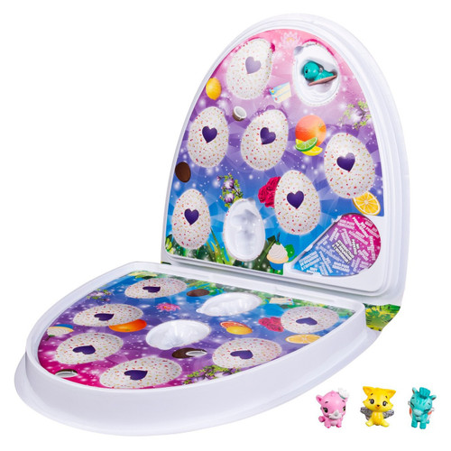 Hatchimals Colleggtibles Sweet Smelling Exclusive Mystery 16-Pack